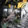 SR400-3 VMキャブレータ加工取付け