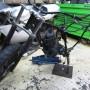 TW225 ビックフットロンスイカスタム作製