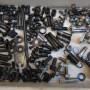 エリミネーター250V 中期型フルブラックのレストア作業